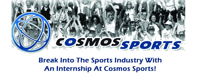 Get your Sports Career start with Cosmos Sports!