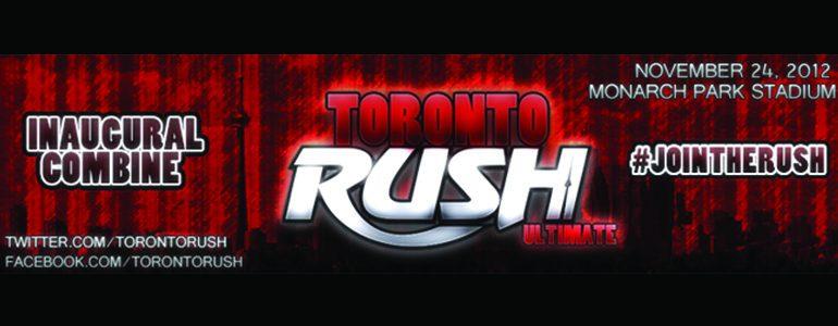 rush combine banner