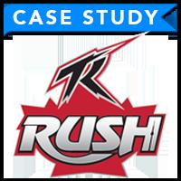 Toronto Rush + Case Study