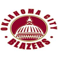 Oklahoma City Blazers logo