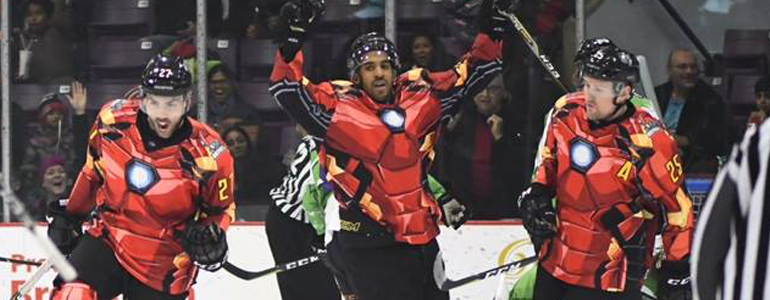 Brampton Beast Marvel Game