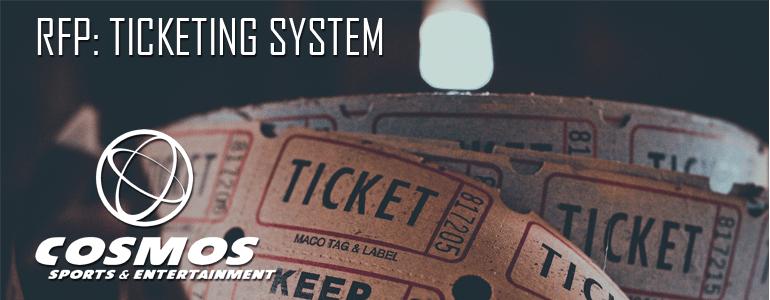 RFP – Ticketing System