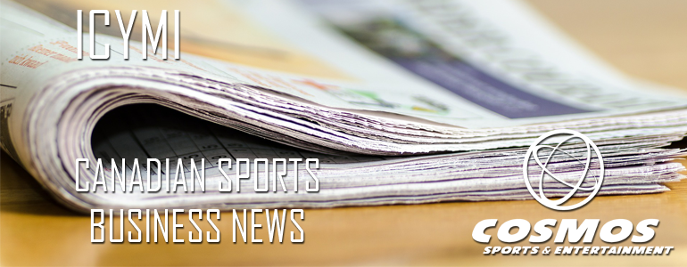 Canadian Sports Business News