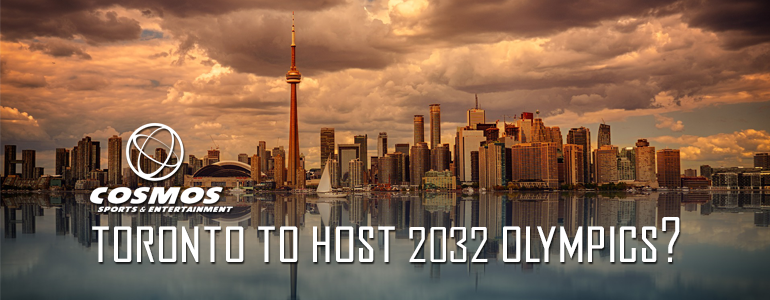 Toronto to host 2032 Summer Olympics?