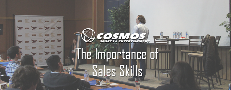 The Importance of Sales Skills for your Career
