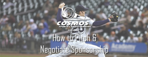 How to pitch sponsorship