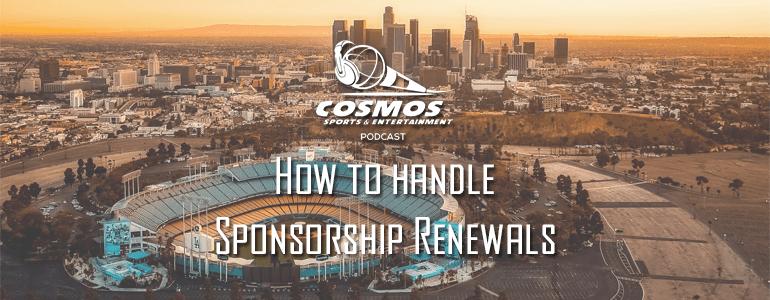Sponsorship Renewals