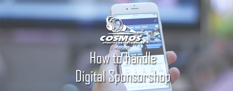 Digital Sponsorship